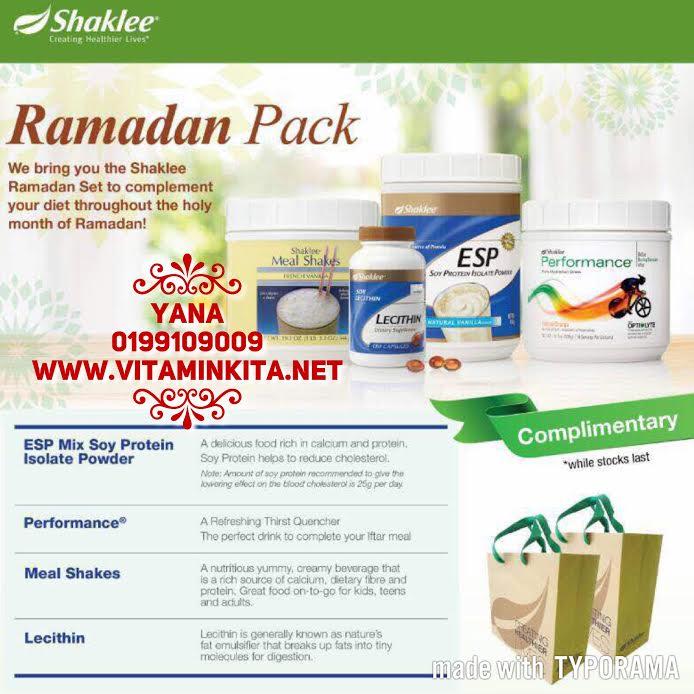 ramadhan pack